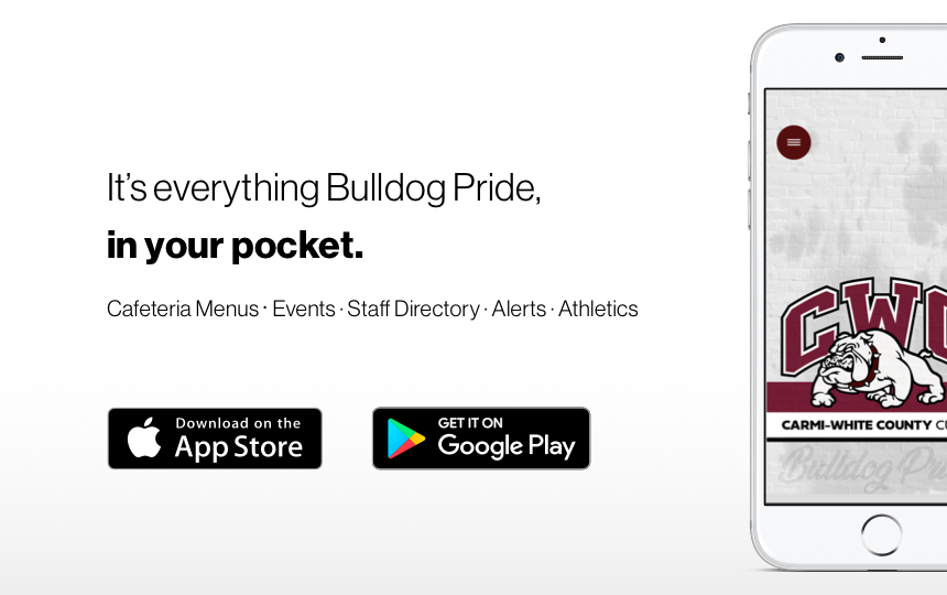 Bulldog Pride...in your Pocket!