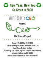 Go green in 2020!