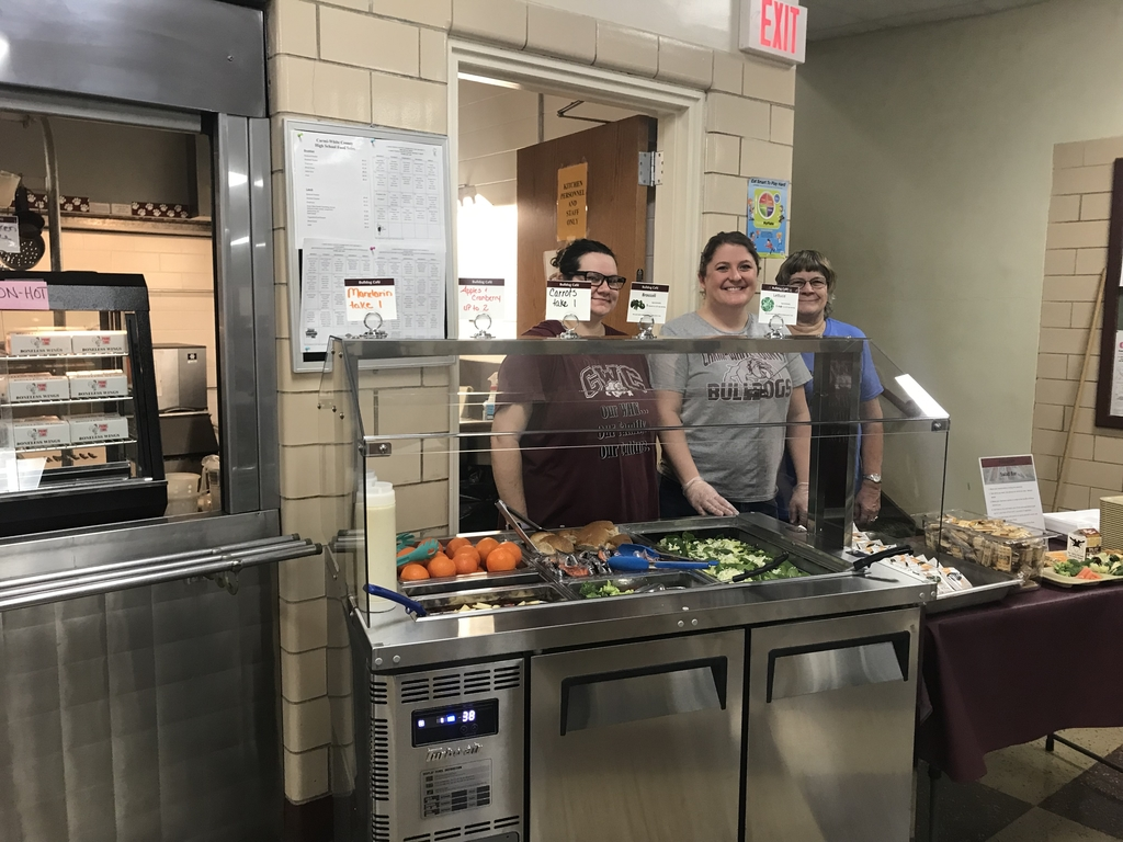 Our kitchen staff
