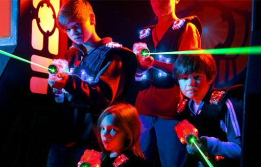 Laser Tag FUNdraiser this Saturday at CWCHS from 4-7pm
