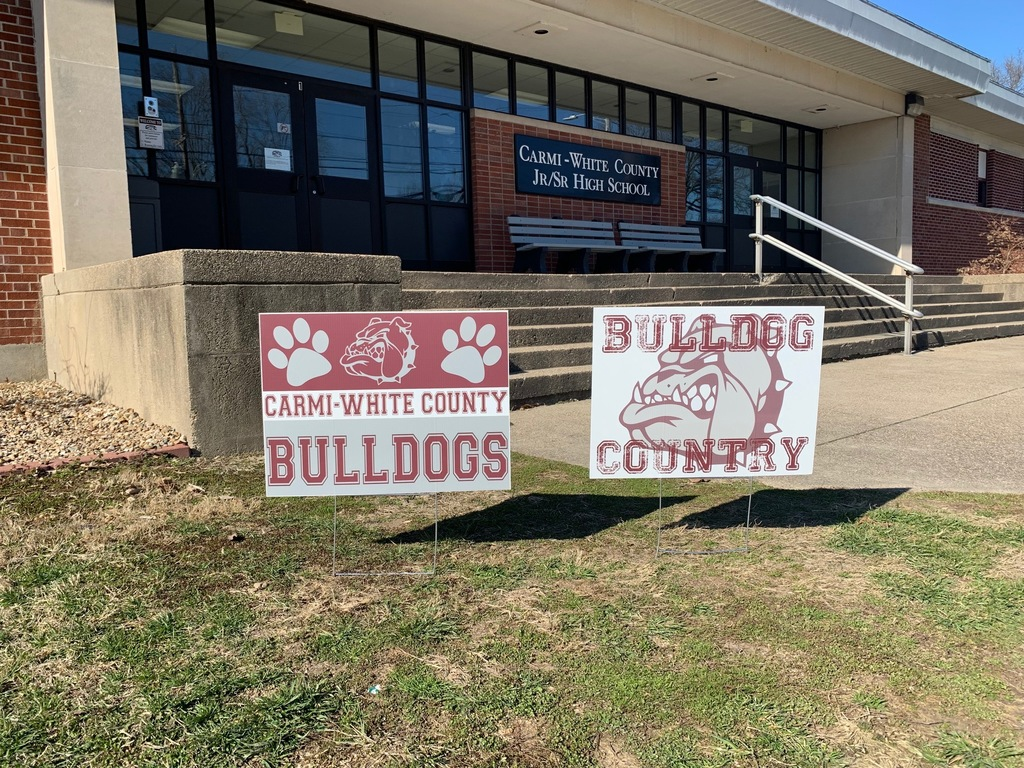 Bulldog spirit signs